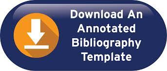 Annotated Bibliography Ashford Writing Center