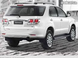 2016 new car release date2016 Toyota Fortuner Features and Variants New details revealed