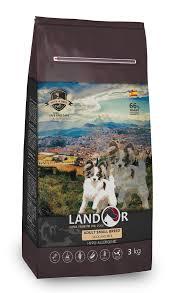 <b>Сухой корм Ландор</b> для собак мелких пород (<b>Landor ADULT</b> ...