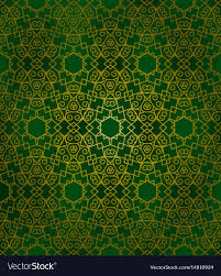 Arabic Pattern Abstract Arabic Pattern