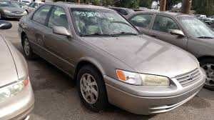 1997 Toyota Camry XLE V6 4dr Sedan In Mountain Home ID ...
