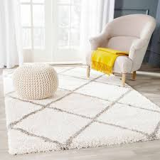 white shag rug in bedroom. Bedroom Wool Area Rugs Soft Fur Rug Warehouse Solid With White Shag For Less In G