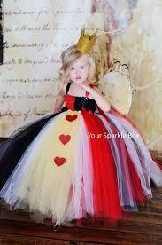 queen of hearts costume tutu cute costume ideas for kids alice in