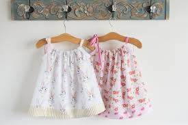 Pillowcase Dress Pattern Fascinating Pillowcase Dress Tutorial WeAllSew