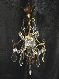 small antique italian chandelier c 1910 1 of 10