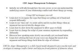 anger management classes cardiff south wales valleys cbt anger management techniques
