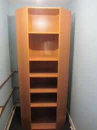 Bookshelf, Amazing Corner Bookcase Ikea Corner Bookcase White Brown Wooden:  amazing corner bookcase ikea