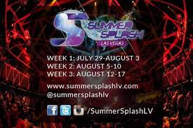 summer splash las vegas ouncement