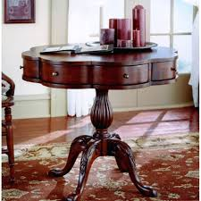 table for foyer. Round Foyer Table Antique Decor For