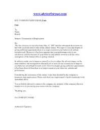 Letter Of Termination Of Contract Pdf Valid Letter To End Employment