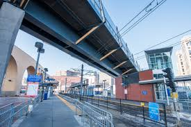 Light Rail In The Us U S Bank Stadium Station Wikiwand