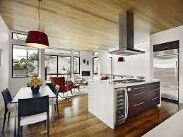 Kitchen Family Room Small Interior Of Kitchen Family Room Idea Feat Ultra Modern