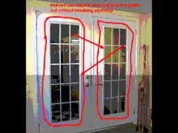 burglar proof french doors stirring 7 ways to secure your exterior doors you home interior 1