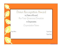 free recognition certificates special recognition award template printable employee
