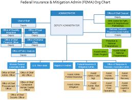 Dhs Org Chart Fema Org Chart Federal Insurance Mitigation Admin Org