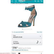 Boutiques Womens Shoes Sjp By Sarah Jessica Parker Blue New