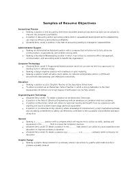 Generic Objective For Resume Impressive Generic Business Objective Resume Flight Attendant Objectives Crafty