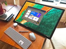 Micrsoft Table Microsoft Surface Studio Review Stuff
