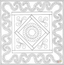Small Picture Birthday Quilt coloring page Free Printable Coloring Pages