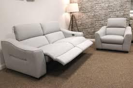 new elixir famous designer brand power usb reclining 3 seater sofa