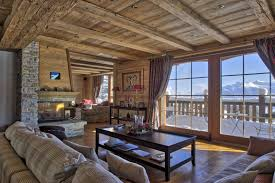 High End Chalet With View Of Mont Blanc 3 Floors Jacuzzi Sauna