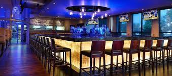 Restaurant bar lighting Wooden Accent Lighting At Restaurant Bar Homelectricalcom Restaurant Lighting Guide Homelectricalcom
