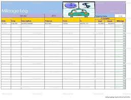 Travel Log Book Template Excel Image Business Logbook Mileage ...