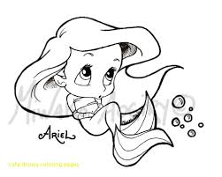 Cute Disney Coloring Pages Printableree Simple Hard Tinkerbellunor