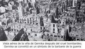 Resultado de imagen de bombardeo durango guernica guerra civil