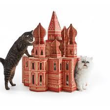Cat House Kremlin Poopy Cat