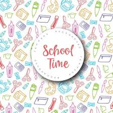 <b>School Pattern</b> PNG Images | Vector and PSD Files | Free Download ...
