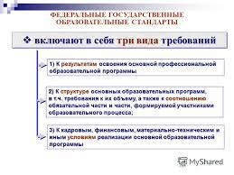 Презентация на тему СЕМИНАР ПРАКТИКУМ РАЗРАБОТКА РАБОЧИХ  4 ФЕДЕРАЛЬНЫЕ ГОСУДАРСТВЕННЫЕ ОБРАЗОВАТЕЛЬНЫЕ СТАНДАРТЫ