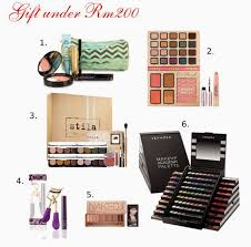 and you can actually purchase at any sephora outlet in msia these makeup s are gorgeous and the one receiving it will be the happiest