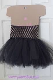 unicorn no sew diy tulle skirt