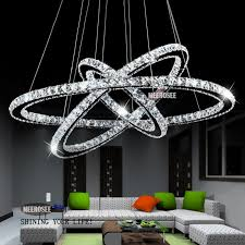 modern chandelier hot diamond ring led crystal chandelier pertaining to contemporary residence led crystal chandelier decor