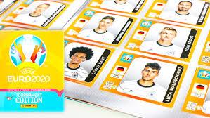 Panini uefa euro 2020 mega starter pack. Endlich Wieder Sammelfieber Die Offizielle Uefa Euro 2020 Tournament Edition Stickerkollektion Von Panini Radio Mainwelle