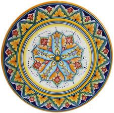 famous deruta plate i have been in the deruta museum for ceramics intended for italian on italian plates wall art with explore gallery of italian plates wall art sets showing 12 of 15