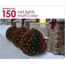 Walmart - Holiday Time Net Christmas Lights Multi, 150 Count Only ...