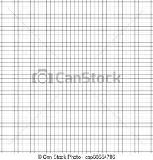 Seamless Grid Mesh Pattern Millimeter Graph Paper Background Squared Texture Repeatable