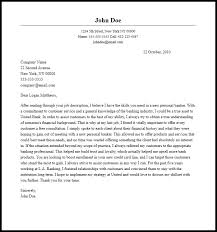 Professional Personal Banker Cover Letter Sample Writing Guide