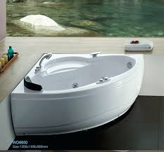 bathtubs wall corner fiber glass acrylic whirlpool bathtub portable jets for bathtub water