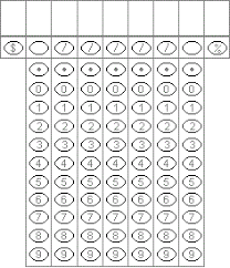 bubble in test sheet catpin productions bubble test form generator teaching tools