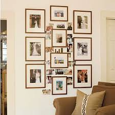 Cozy Den Update | Family photo collages, Living room decorating ideas and  Room decorating ideas