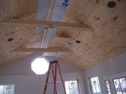Plywood Plank Ceiling Plywood Ceiling Adventures In Remodeling