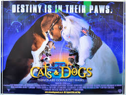 cats and dogs movie poster. Wonderful And Cats And Dogs Intended Movie Poster