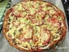 Рецепт пиццы на лаваше 197