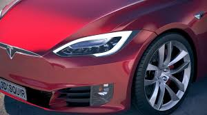 2018 tesla model s p100d. modren model 2 tesla model s p100d 2018 royaltyfree 3d model  preview no with tesla s p100d