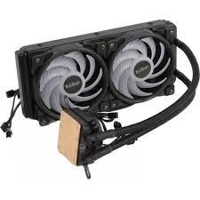 <b>Водяное охлаждение PCCooler</b> HALO FRGB GI-AH240P — купить ...