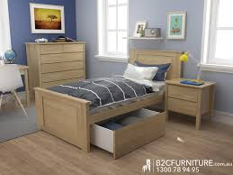 Modern Bedroom Furniture Melbourne Dandenong Single Bed Storage Kids Beds B2c Furniture