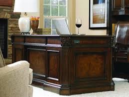 executive office desk. Interesting Office Hooker Furniture European Renaissance II Dark Rich Brown 73u0027u0027L X 37u0027u0027 With Executive Office Desk LuxeDecor